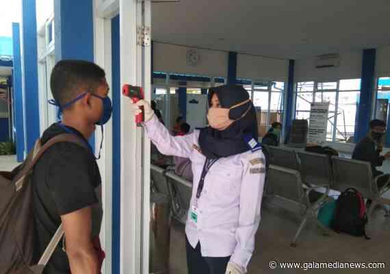 Terminal Bus Guntur Garut Beroperasi Kembali Hari Ini dengan Tetap Perhatikan Protokol Kesehatan - galamedianews.com