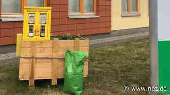 """""""Bienenfutter"""" gibt es in Werlte jetzt aus dem Automaten - noz.de - Neue Osnabrücker Zeitung"""