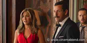 Is Adam Sandler's Best Co-Star Jennifer Aniston Or Drew Barrymore? The Internet Has Thoughts - CinemaBlend
