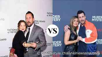 Drew Barrymore vs Jennifer Aniston: Who's better with Adam Sandler? - CNA