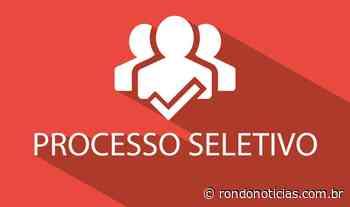 Encerra nesta segunda inscrições do Processo Seletivo em Ariquemes - Rondo Notícias