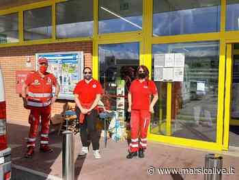 Sempre più famiglie chiedono pacchi alimentari alla Croce Rossa di Carsoli, il presidente: aumento del 40% - MarsicaLive