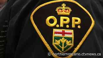 OPP cruiser damaged after vehicle flees police in Mattawa, Ont. - CTV News