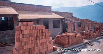 Se reactiva la construcción de viviendas en Gramalote - La Opinión Cúcuta