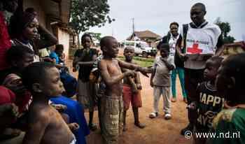 Artsen zonder Grenzen: 'Ebola blijft in Congo helaas de kop opsteken' - Nederlands Dagblad