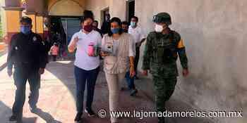 Vigilan en Tepalcingo que se cumpla Sana Distancia - La Jornada Morelos