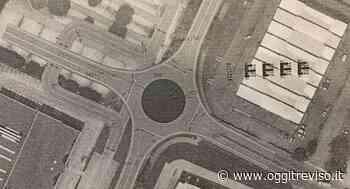 Spresiano, è pronta la nuova rotonda davanti all'Odissea . - Oggi Treviso