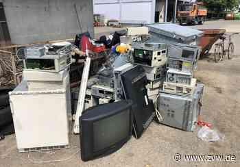 Immer wieder Ärger mit wildem Müll und Vandalismus - Remshalden - Zeitungsverlag Waiblingen - Zeitungsverlag Waiblingen