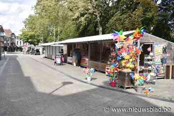 Kraampjes aan basiliek mogen opnieuw open - Het Nieuwsblad