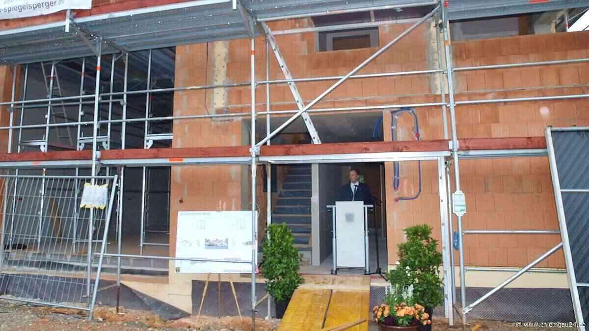 Neues Feuerwehrgerätehaus auf dem Hochberg - chiemgau24.de