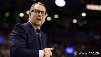 Raptors coach Nick Nurse says players, staff in 'constant discussion' about protests