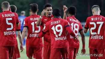 Saarbrückens Traum geplatzt: Leverkusen ballert sich ins Pokal-Finale
