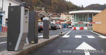 """Agordino Parcheggi """"tecnologici"""" ad Agordo - L'Amico del Popolo"""