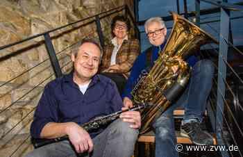 Der Förderverein will den neuen, jungen Vorstand des Musikvereins Schwaikheim etwas entlasten - Schwaikheim - Zeitungsverlag Waiblingen