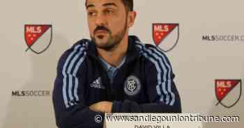 Villa, dueño minoritario de nuevo club en Nueva York - San Diego Union-Tribune en Español