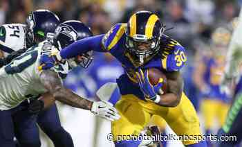 Dirk Koetter: When healthy, Todd Gurley arguably is best back in the game