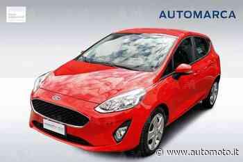 Vendo Ford Fiesta 1.5 TDCi 5 porte Plus usata a Silea, Treviso (codice 7543343) - Automoto.it