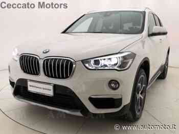 Vendo BMW X1 sDrive20i xLine usata a Castelfranco Veneto, Treviso (codice 7567918) - Automoto.it