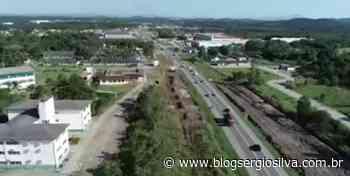SÉRGIO SILVA: Duplicação da BR-280 na região de Araquari (SC) é retomada; vídeo - Blog Sergio Silva