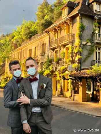 Droom gaat dan toch in vervulling: Kempenaars ontvangen eerste gasten in hun hotel in Frankrijk - Gazet van Antwerpen