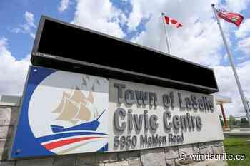 Lasalle Civic Centre Closed To The Public | windsoriteDOTca News - windsor ontario's neighbourhood newspaper windsoriteDOTca News - windsoriteDOTca News