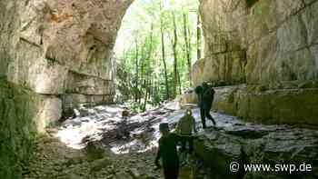 Falkensteiner Höhle Grabenstetten: Falkensteiner Höhle ist ab Montag wieder geöffnet - SWP