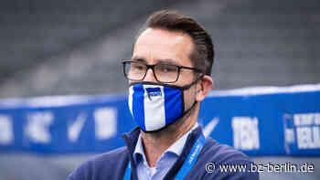 """Hertha-Manager Preetz bedauert Kalou-Vorfall: """"Tut uns bis heute weh"""" - B.Z. Berlin"""