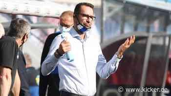 """Michael Preetz, Manager von Hertha BSC: """"Wir haben nichts ausgelassen"""" - kicker - kicker"""