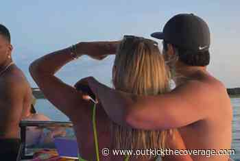 Baker Mayfield, Wife Emily & Friends Enjoy Lake Travis - Outkick the Coverage