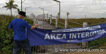 Guaratuba informa sobre barreira na entrada da cidade e outras medidas durante o feriado - Bem Paraná