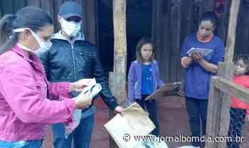 Itatiba do Sul: segurança alimentar e atividades em casa - Jornal Bom Dia