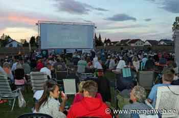 Open-Air-Kino in Biblis abgesagt - Südhessen Morgen - Südhessen Morgen