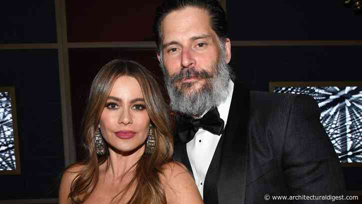 Sofia Vergara and Joe Manganiello Buy Beverly Park Mansion - Architectural Digest