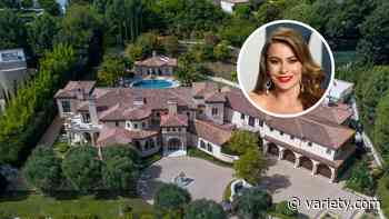 Sofia Vergara, Joe Manganiello Buy $26 Million Beverly Park Mansion - Variety
