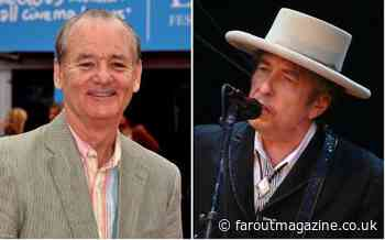 Watch Bill Murray sing Bob Dylan song 'Shelter From The Storm' - Far Out Magazine