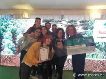 Barreiro Escola Secundaria de Santo Andre - Premio Floresta e Sustentabilidade 2019 - Rostos On-line - Rostos