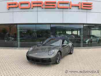 Vendo Porsche 911 Cabrio 3.0 Carrera 4 nuova a Altavilla Vicentina, Vicenza (codice 7491731) - Automoto.it - Automoto.it