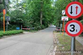 Bruggen over Kaartse Beek worden aangepakt