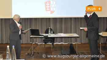 Neuer Rathauschef und fünf neue Räte - Augsburger Allgemeine
