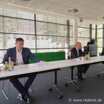 Corona im Kreis Steinfurt: Gute Zusammenarbeit von Krisenstab und Krankenhäusern - RADIO RST