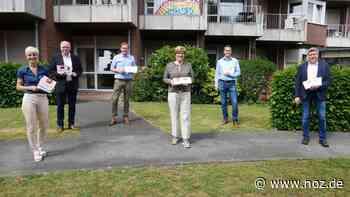 Präsente für das Pflegepersonal in Samtgemeinde Spelle - noz.de - Neue Osnabrücker Zeitung