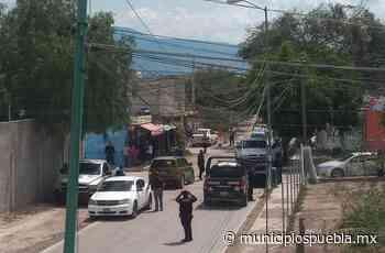 Catean propiedades en Tehuacán; una sería del alcalde Ajalpan - Municipios Puebla