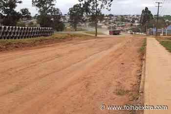 Prefeita Nerilda anuncia pavimentação do acesso do Distrito Industrial de Arapoti - Folha Extra