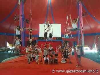 Summer Camp al Circo di Peschiera Borromeo. - gazzettadimilano.it