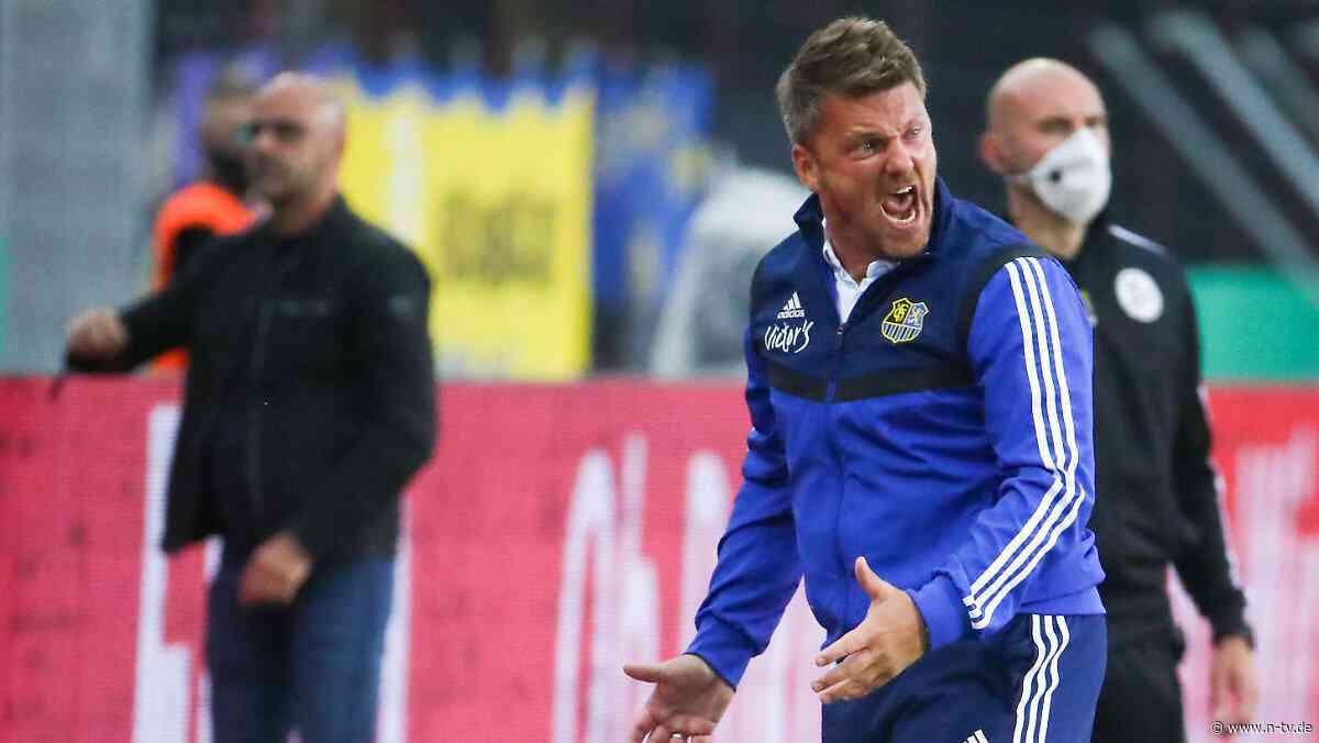 """""""Wattebällchen"""" und """"Dünnpfiff"""": FCS-Coach hadert mit Team und Reporter"""
