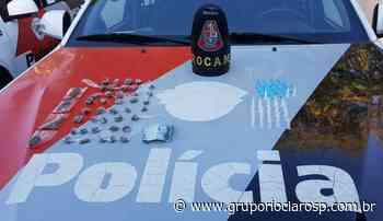 Equipe de ROCAM prende traficante de drogas em flagrante no Novo Horizonte em Rio Claro - https://www.gruporioclarosp.com.br/