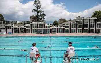 """Vidéo. Talence : replonger dans une piscine, """"quel bonheur!"""" - Sud Ouest"""