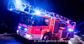 Hoher Schaden: Sportwagen wird bei Heckenbrand in Rheinbach schwer beschädigt - General-Anzeiger
