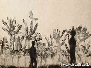 25, Passage des oiseaux: un'animazione di Florence Miailhe realizzata con la tecnica dello schermo di spilli - Frizzifrizzi.it