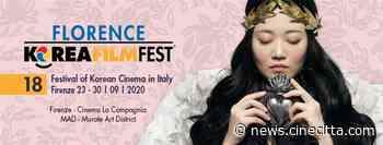 Florence Korea Film Fest slitta a settembre - Cinecittà News